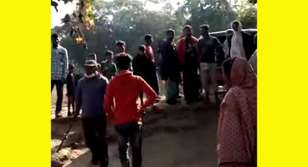 রাজনগরে জোর পূর্বক বাড়ী দখলের চেষ্টা