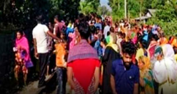 ব্রাহ্মণবাড়িয়ার আখাউড়ায় ট্রেনের ধাক্কায়বৃদ্ধের মৃত্যু