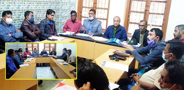 রাঙামাটি প্রেসক্লাবে নতুন কার্যকরী কমিটি গঠিত