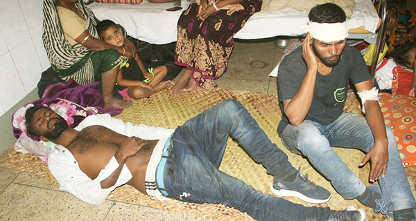 কুমিল্লা-সিলেট আঞ্চলিক মহাসড়ক অবরোধ: ইউপি চেয়ারম্যান সোহরাবের সমর্থকদের হাতে জহিরুলের ৩ সমর্থক আহত