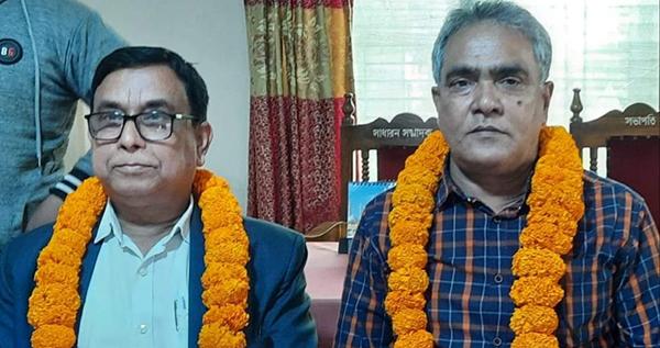 সিরাজগঞ্জ প্রেসক্লাবের কমিটি গঠন হেলাল আহমেদ সভাপতি, জাকিরুল সম্পাদক