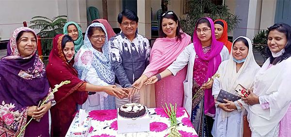 টঙ্গীর সিরাজ উদ্দিন সরকার বিদ্যানিকেতন এন্ড কলেজের উদ্যোগে আন্তর্জাতিক নারী দিবস উদযাপন