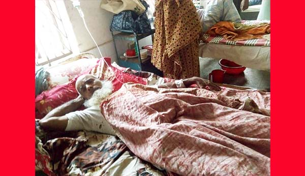 দুমকিতে ডায়রিয়ার প্রকোপ বৃদ্ধি, স্যালাইন সংকট, চরম ভোগান্তিতে রোগী : অব্যাবস্হাপনার অভিযোগ