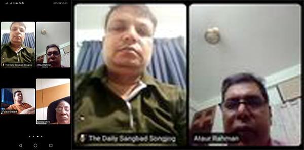 গণমুখী ও নির্ভীক সাংবাদিকতার পথিকৃৎ তোফাজ্জল হোসেন মানিক মিয়া : স্মরণ সভায় বক্তারা