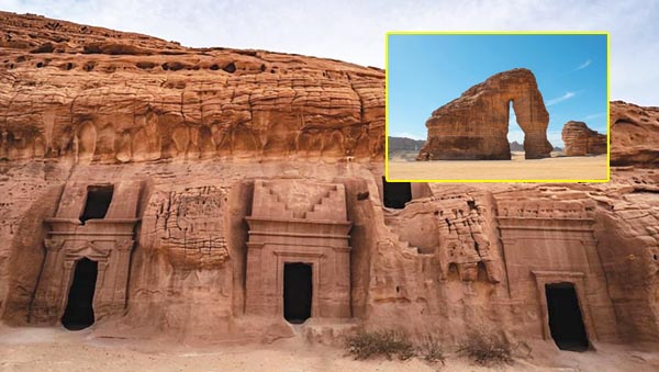 সৌদিতে নির্মিত হবে হলিউডের ছবি : আল-উলা শহরে শুটিংয়ের জন্য ৩টি চুক্তি স্বাক্ষরিত