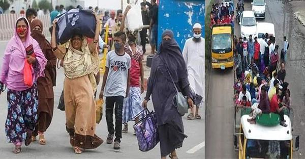 কুমিল্লা আঞ্চলিক মহাসড়কে নানান দূর্ভোগে কর্মজীবি মানুষের আহাজারি