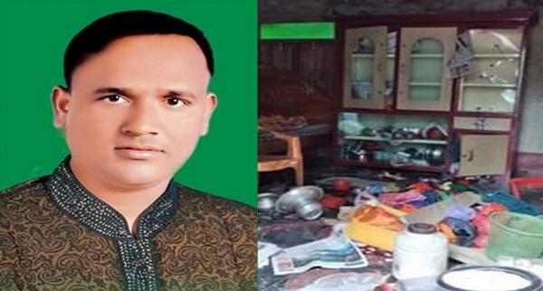 সিরাজগঞ্জে সয়দাবাদ ইউপি চেয়ারম্যান নবীদুলের বিরুদ্ধে ৮ মামলা